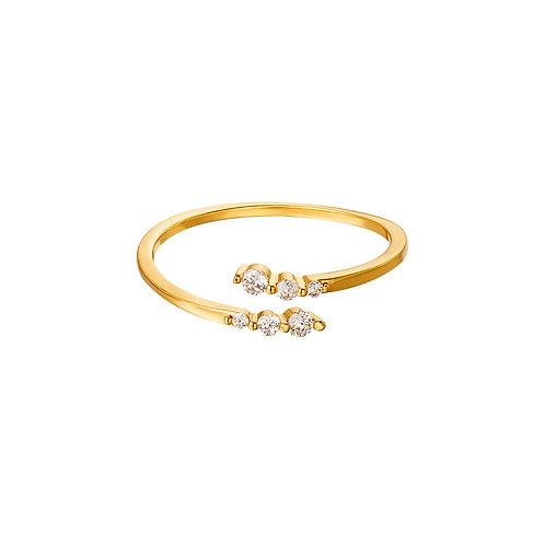 Got you ring - goud