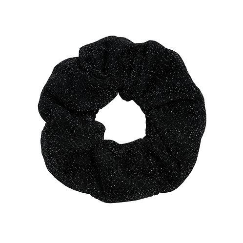 Scrunchie - Disco zwart