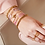 Thumbnail: Meant to be bracelet - goud