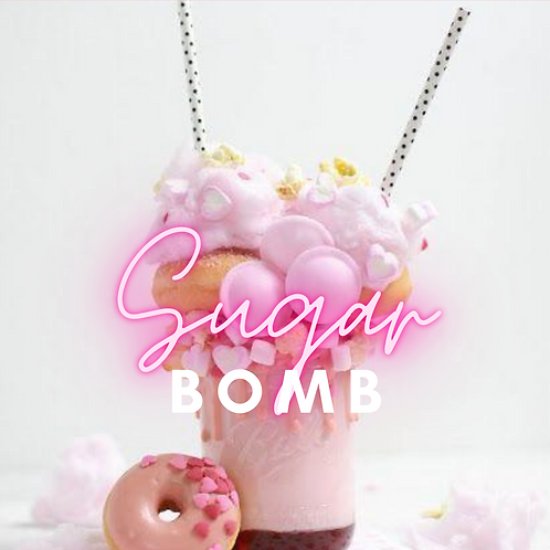 Sugar Bomb - Waxmelt 2 stuks