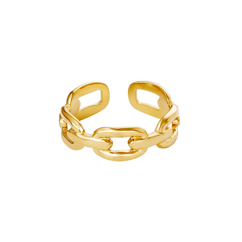 Play with me ring - goud
