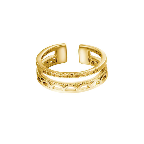 Pure ring - goud