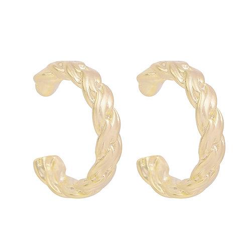 Jewel of braid - goud