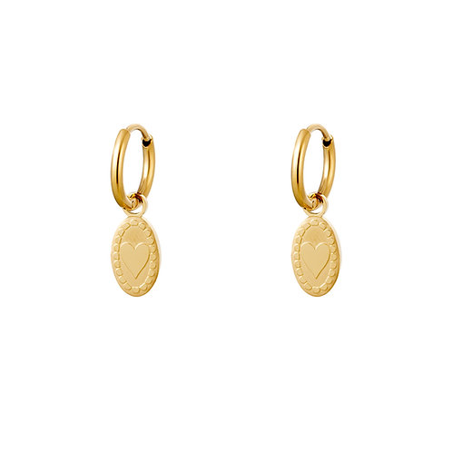 Adore me earring - goud