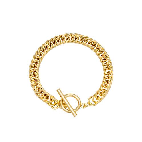 Level of love bracelet - goud