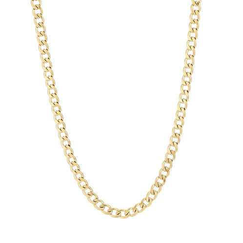 Chunky necklace - goud