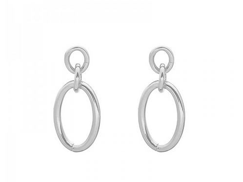 Holy chic earring - Silver