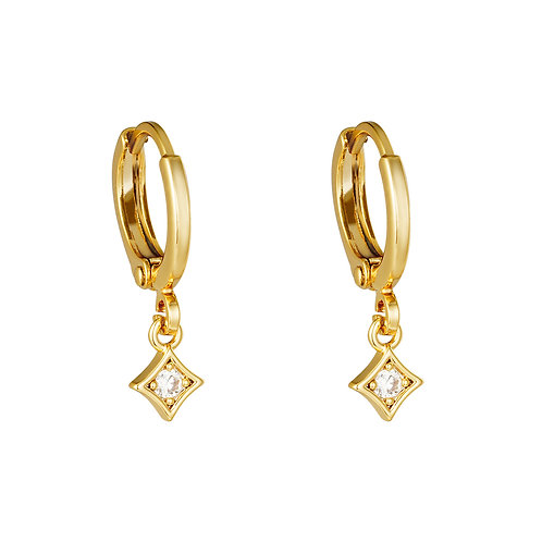 Adorable earring - goud