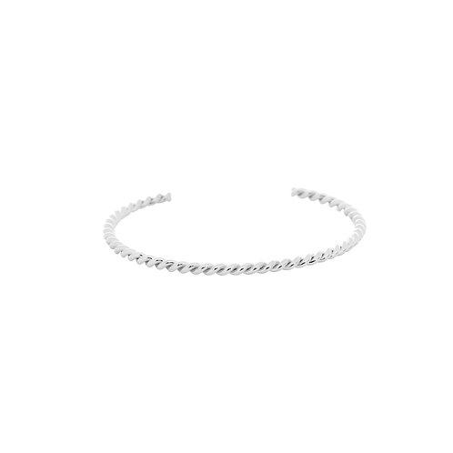 Can't decide bracelet - zilver