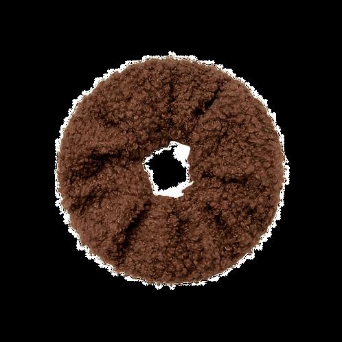Scrunchie - Teddy bruin
