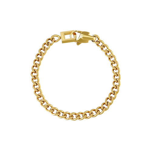 Be my world bracelet - goud