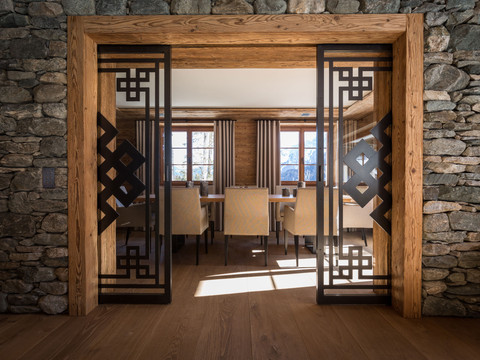 Chalet-G, Gstaad