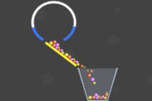 Color Balls Fill 3D