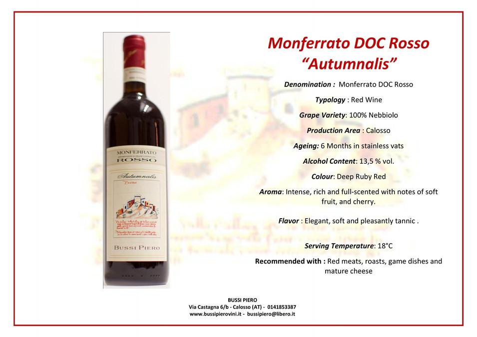 Monferrato DOC Rosso AUTUMNALIS ENG-page