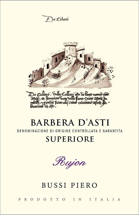 Barbera D'Asti Superiore DOCG 2018
