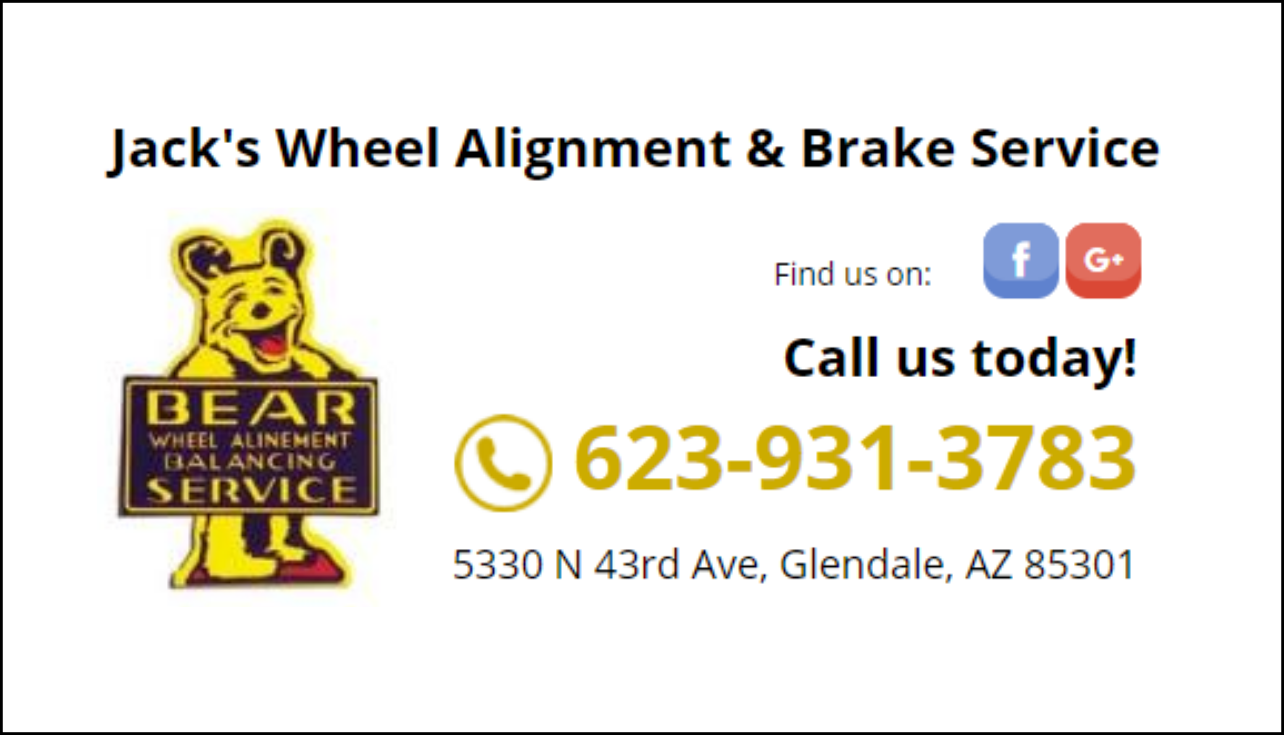 Jacks Wheel Alignment