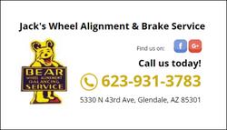 Jacks Wheel Alignment