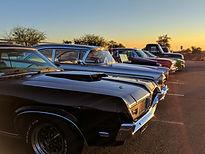 Cars-n-Coffee car meet   White Tank Customs & Classics   1st Saturday of the month   Car club, Verrado, Buckeye, Arizona, 85396