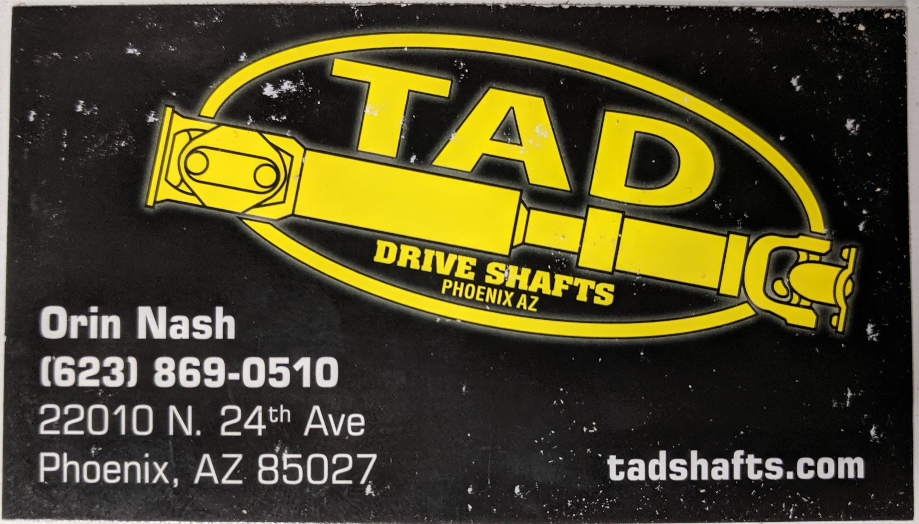www.tadshafts.com