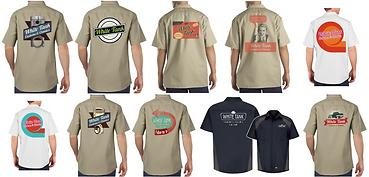 White Tank Customs & Classics shirt ideas