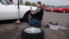 2U Tire - Setting up new wheels combo for '67 Camaro