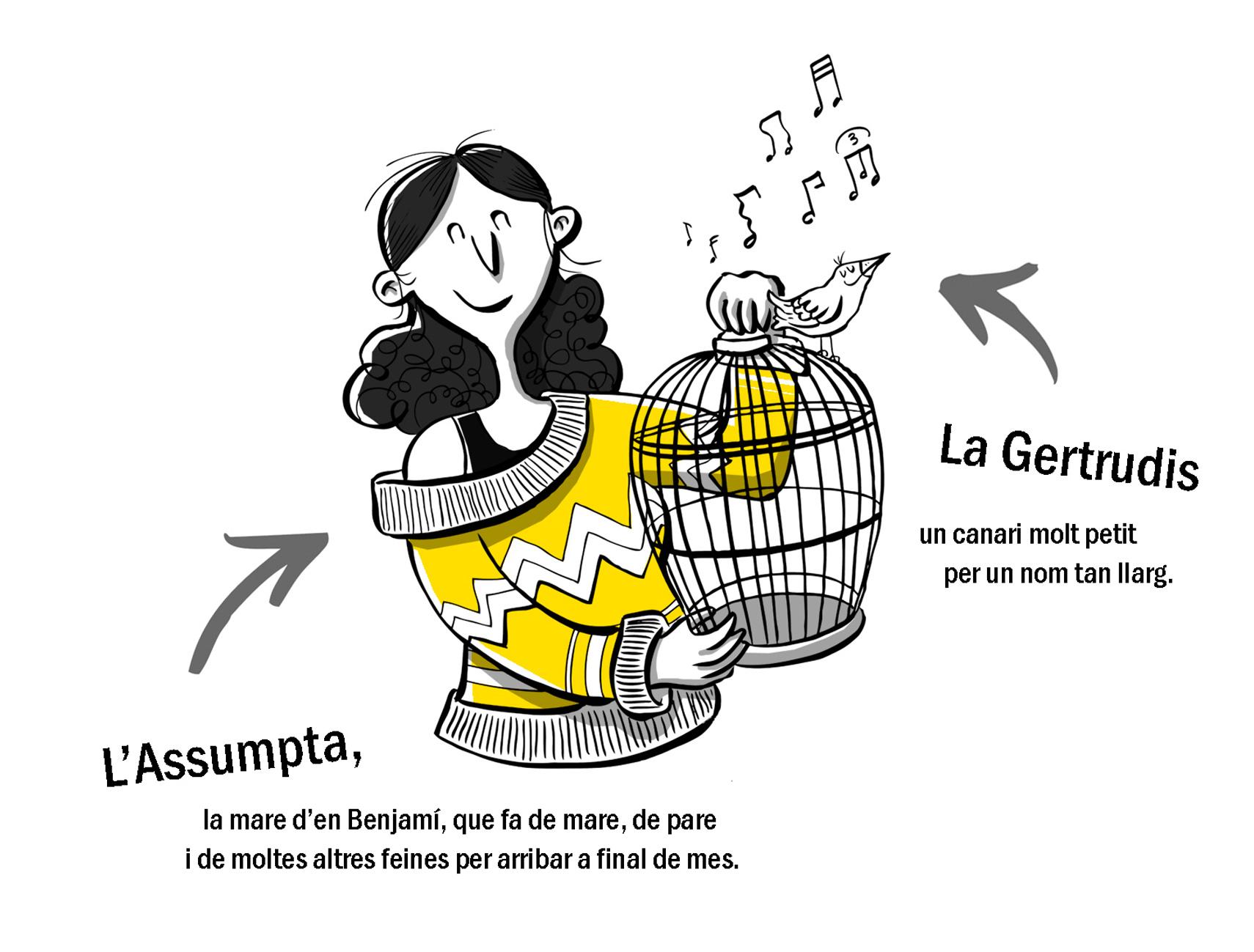 L´Assumpta i la Gertrudis