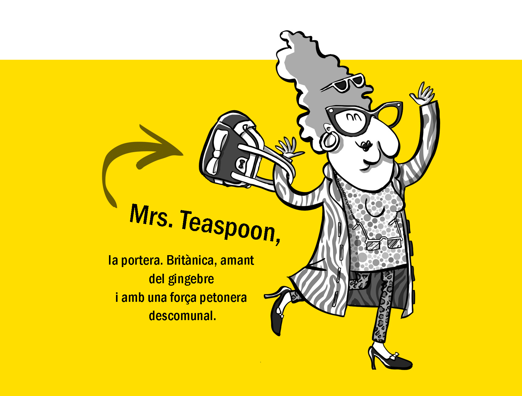 Mrs. Teaspoon