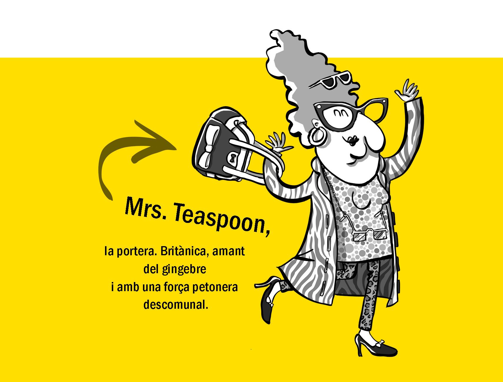 Mrs. Teaspoon
