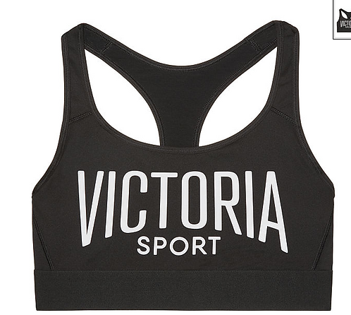 VICTORIA'S SECRET THE PLAYER BY VICTORIA SPORT RACERBACK SPORT BRA