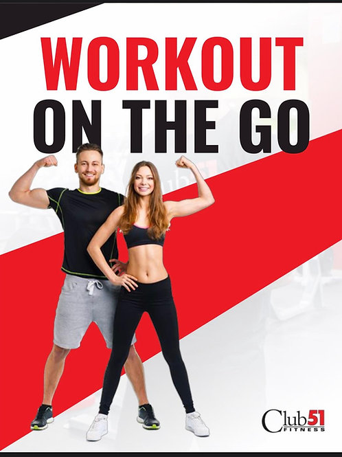 Workout on the go Ebook
