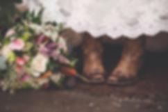 Roseanne-Erickson Wedding