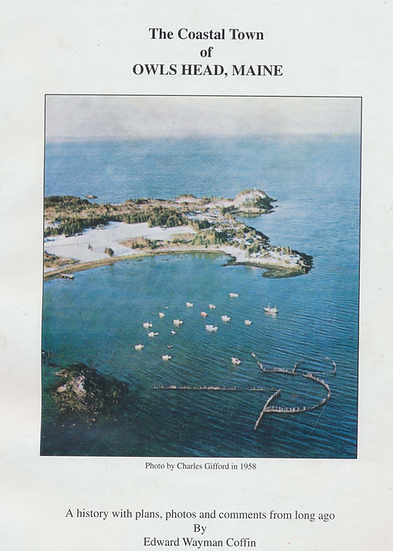 The Coastal Town of Owls Head, Maine