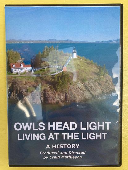 A History of Owls Head Light