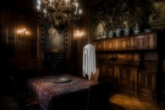 Spöktimmen