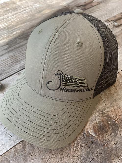 Hat - Stitch - 112 MeshBack Cap