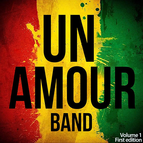 Un AmOur Band Volume 1-1st Edition CD