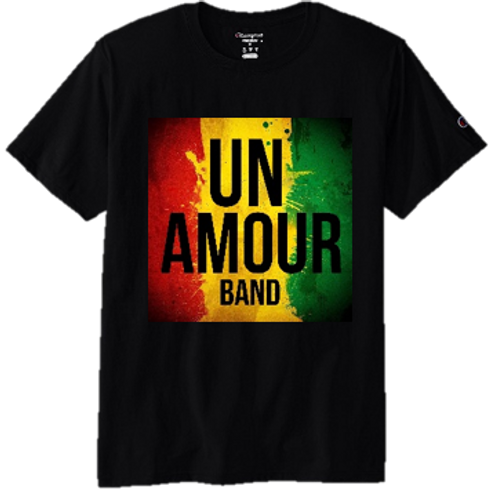Un AmOur Band Tshirt