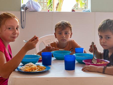 Alimentación, un reto para familias migrantes en Colombia