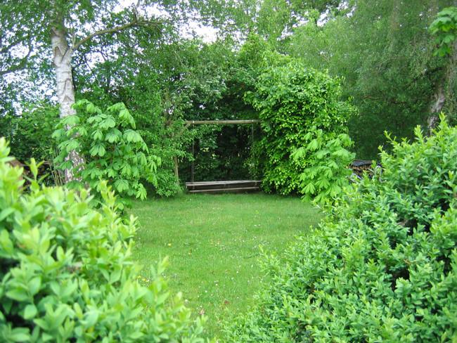 Garten, Frühjahr 16