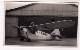 Aeronca C2 G-ABHE