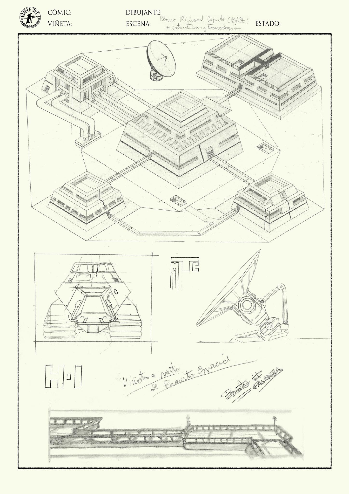Estructuras y Tecnologías
