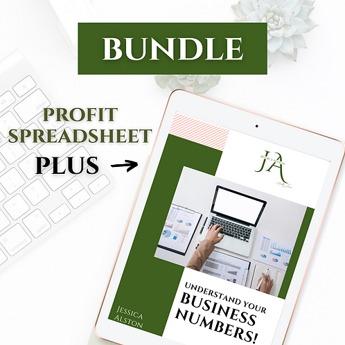 [Bundle] Understand Your Business Numbers!