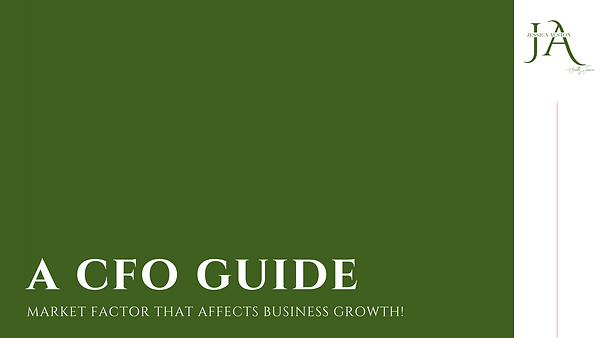 A CFO Guide_ Market Factor that Affects