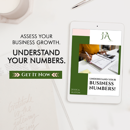 Understand Your Business Numbers!