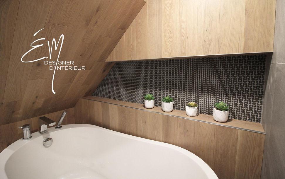 Salle de bain- Alcôve