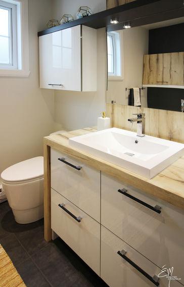 Salle de bain - Petit espace