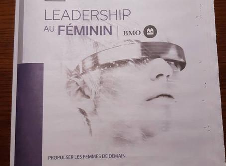« Les petites filles qui ont des rêves deviennent des femmes avec une vision. »