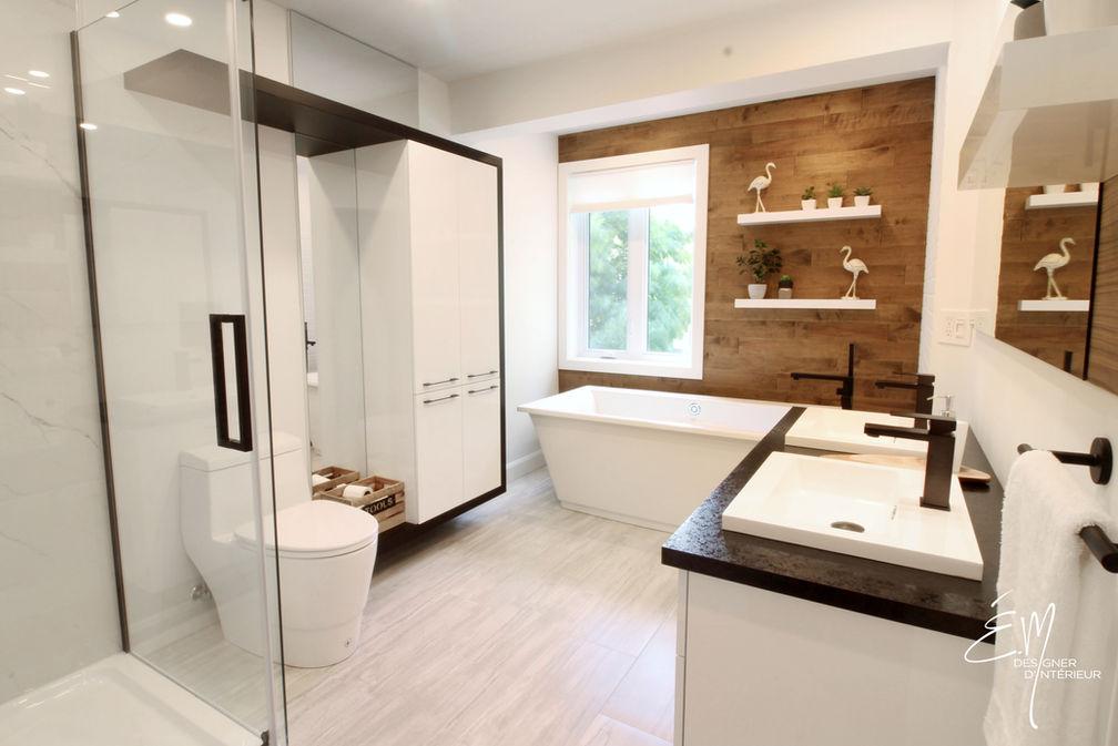 Salle de bain complète