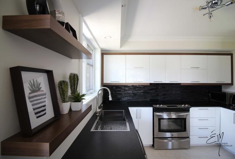 Cuisine condominium