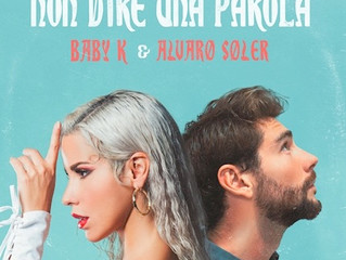 Alvaro brings out his new single Non Dire una Parola with Baby K